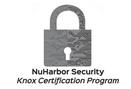 NuHarbor Security Knox Security Certification Program