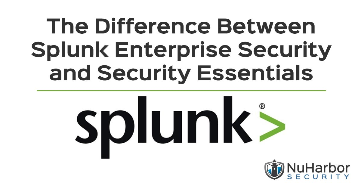 What's the Difference Between Splunk Enterprise Security and