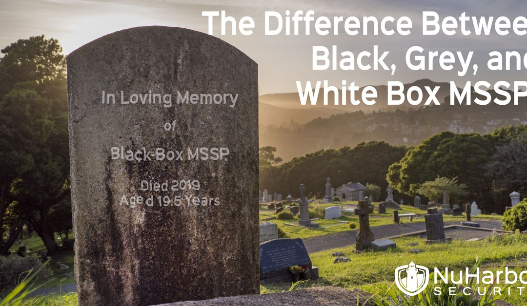 Your Black-Box MSSP Might be Dead
