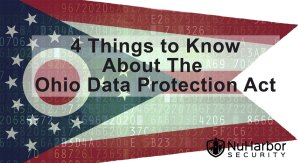 4 Things to Know About the Ohio Data Protection Act | NuHarbor Security