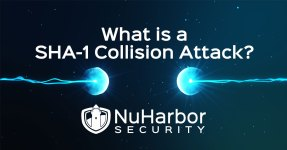 What is a SHA-1 Collision Attack? | NuHarbor Security