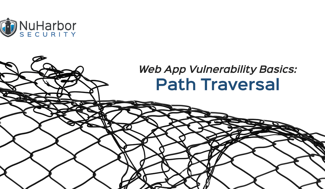 Web App Vulnerability Basics: Path Traversal