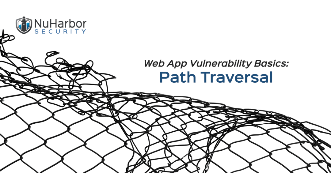 Web App Vulnerability Basics Path Traversal
