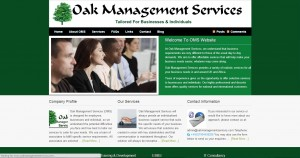 Oak Management services