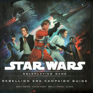 The classic heroes of Star Wars Episodes 4-6 are featured on this cover. Left to right: Chewbacca, Han Solo, Luke Skywalker, Princess Leia, Lando Calrissian