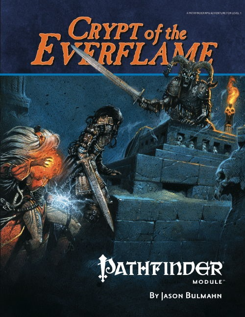 Discover Pathfinder with Crypt of the Everflame – Nuketown