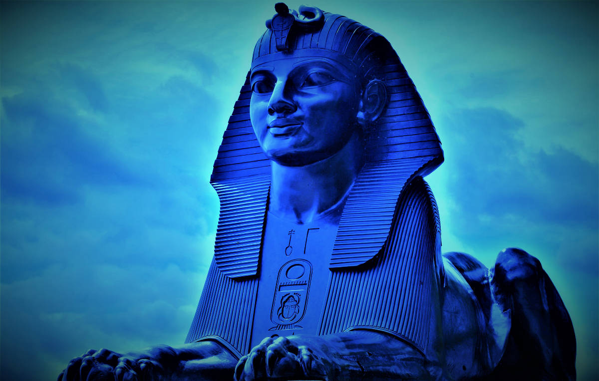 sphinx london, die mystische serie