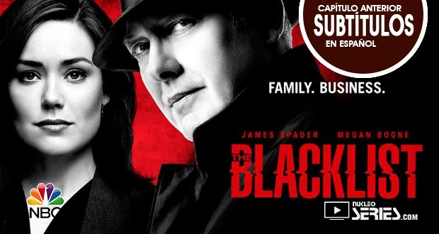 The Blacklist Temporada 6 Capítulo 1 Subtítulos Nukleoseries