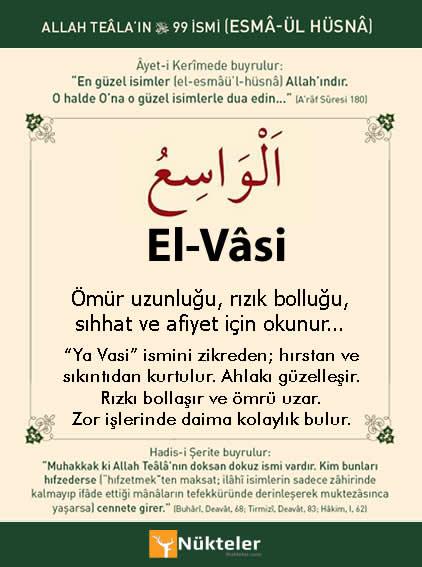 el_vasi_anlami