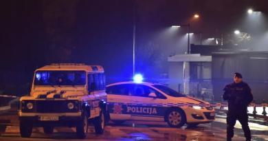 CG: Muškarac bacio bombu na ambasadu SAD pa izvršio samoubistvo