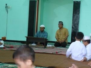 Kak Imung & Ketua Takmir