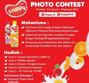 fruppy photo contest