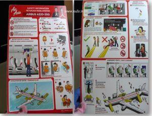 Petunjuk keselamatan