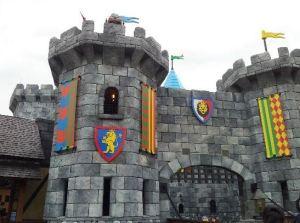 castle stage legoland malaysia
