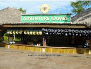 Adventure Games Legoland Malaysia