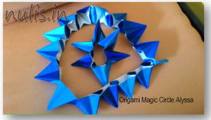 Magic Circle : Origami Alyssa Part 2