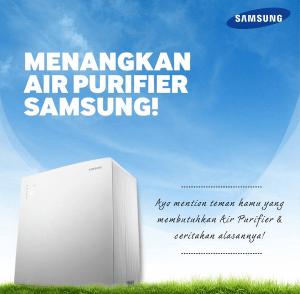 samsung air purefier