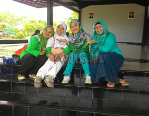 Kopdar Quter Purwokerto : Sharing, Action & Happy!