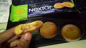 Nastar Cookies Nextar : Lebih Lebar Bentuknya, Serru Rasanya!