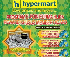 Hypermart promo