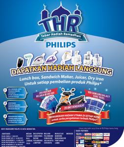 Tebar Hadiah Ramadhan, Bertabur Hadiah Langsung (Philips)