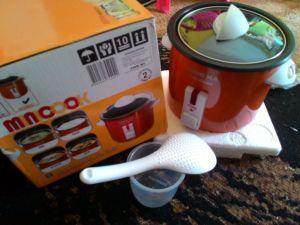 Yong Ma Mini Cook : Si Mini Magic...Cocok Untuk Sekali Masak