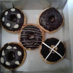 Fit O Donuts : Donat Kentang Empuk Aneka Rasa