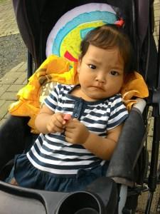 Baby Anind 1st Year : Banyak Kemajuannya!