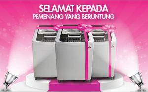 50 Pemenang Mesin Cuci Vanish Alfamart (Edisi November 2015)