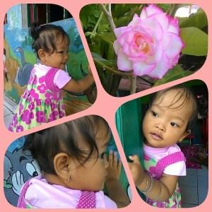 14 Bulan Baby Anind : Mulai Banyak Gaya!!