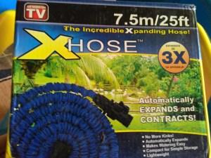 X-Hose : Sekali Tarik, Semburannya Kencang!