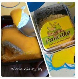 Pancake Durian Manyuuun Purwokerto : Saking Enaknya Ga Nyukup Satu