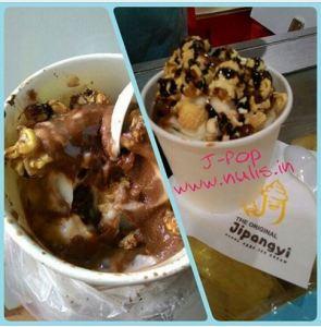 J Pop Ice Cream Planet Pop Corn So Nyumi!!