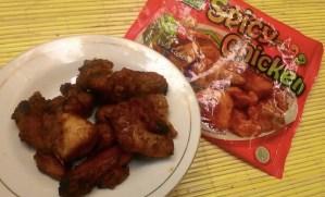 So Good Spicy Chicken : Karena Berbumbu Basah Sehingga Tak Renyah