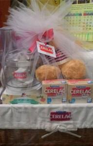 Parsel Food Processor Senilai 1,6 Juta Hadiah Kombinasi Seimbang Cerelac