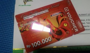 Voucher Indomaret 100K Hadiah Moment Vegeta