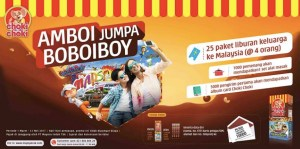 Undian Choki-Choki Berhadian Paket Wisata Keluarga Ke Malaysia