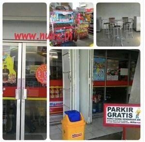 Alfamart Arcawinangun Purwokerto : Lebar Halamannya Padahal Ga Buka 24 Jam