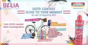 Belia OOTD Contest Berhadiah Sepeda