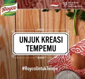 Royco Untuk Tempe Berhadiah Voucher Sodexo