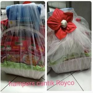 Hampers Ekslusive Royco : Hadiah Posting Kulineran Di IG Royco