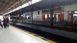 Stasiun KA Purwokerto Sekarang CSO nya Jalan-Jalan (Ga Didalam Ruangan Lagi)