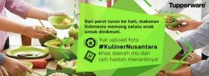 Foto Kuliner Nusantara Bersama Tupperware Blossom