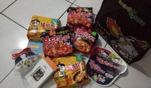 Hochis Treasure Box : Hadiah Hiburan Halal Itu Samyang
