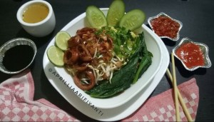 MIE BANGKA Versi Seafood