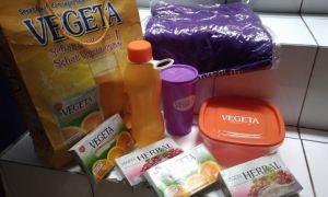 Hampers Vegeta Hadiah Hiburan Segarnya Serat Vegeta