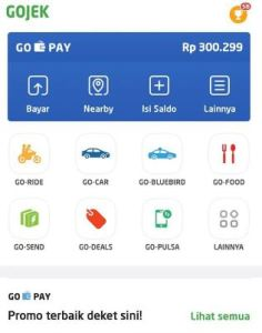 Voucher Gopay 300K Hadiah  Point Prestasi November