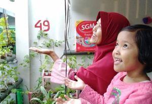 Anak Generasi Maju, Sebuah Langkah Sikecil Yang Menginspirasi