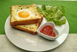 Roti Bakar Ceplok Keju, Menu Simple Untuk Sarapan!