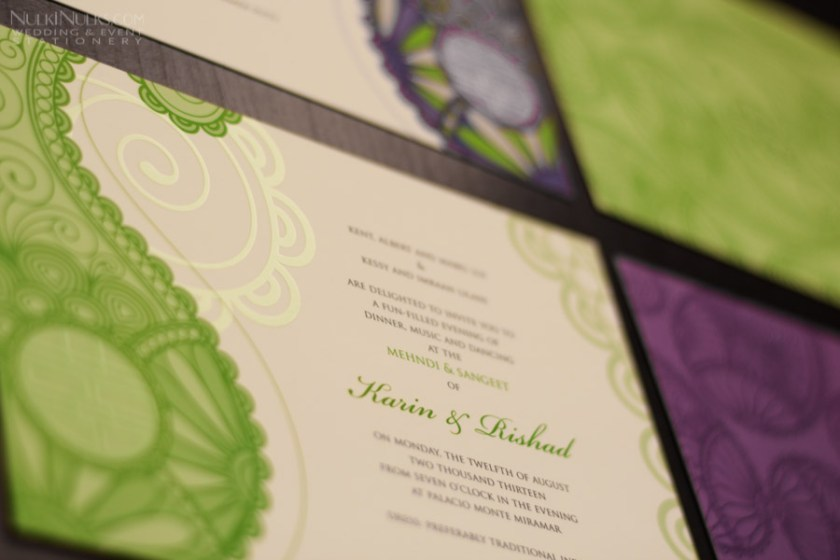 Wedding Invitation Cards With Asian Chinese Theme